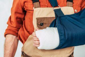Odszkodowanie powypadkowe za złamaną rękę
