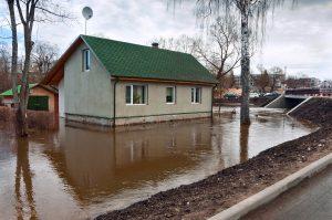 Odszkodowanie za zniszczony, zalany dom