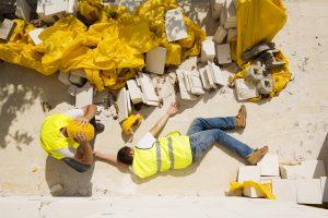 Odszkodowanie powypadkowe za wypadek na budowie, wypadek w pracy