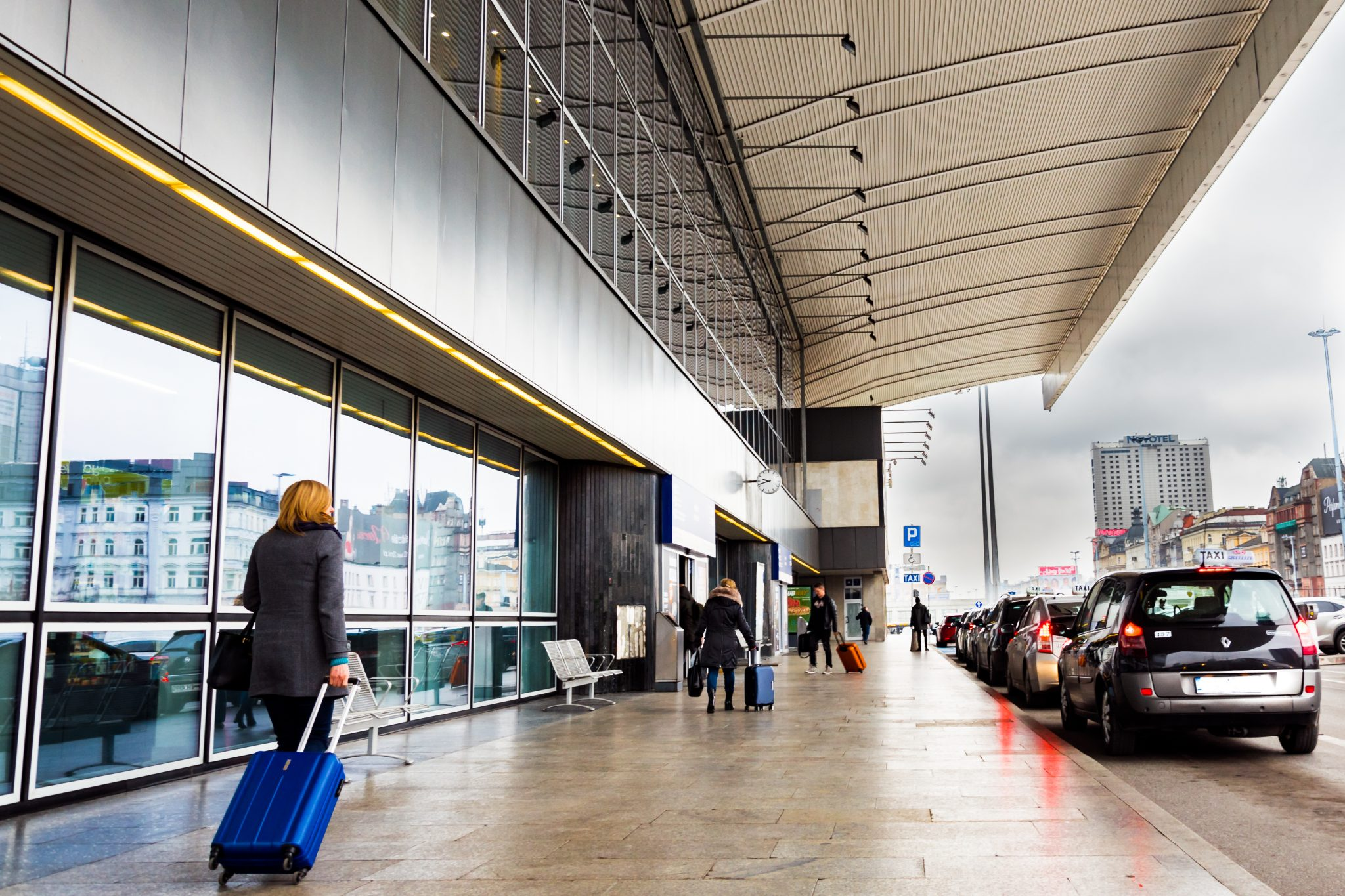 Odszkodowanie powypadkowe dla pasażera auta, taksówki