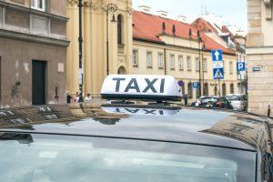 Odszkodowanie powypadkowe w taxi